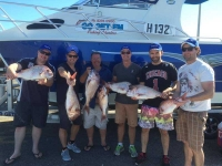 adelaide snapper fishing tours