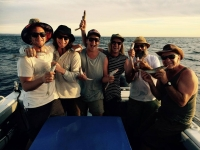 deep sea fishing SA