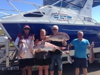 fun fishing trips in adelaide