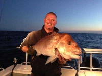 snapper fishing charters adelaide