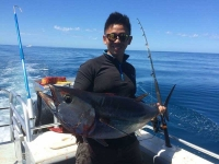 tuna fishing SA