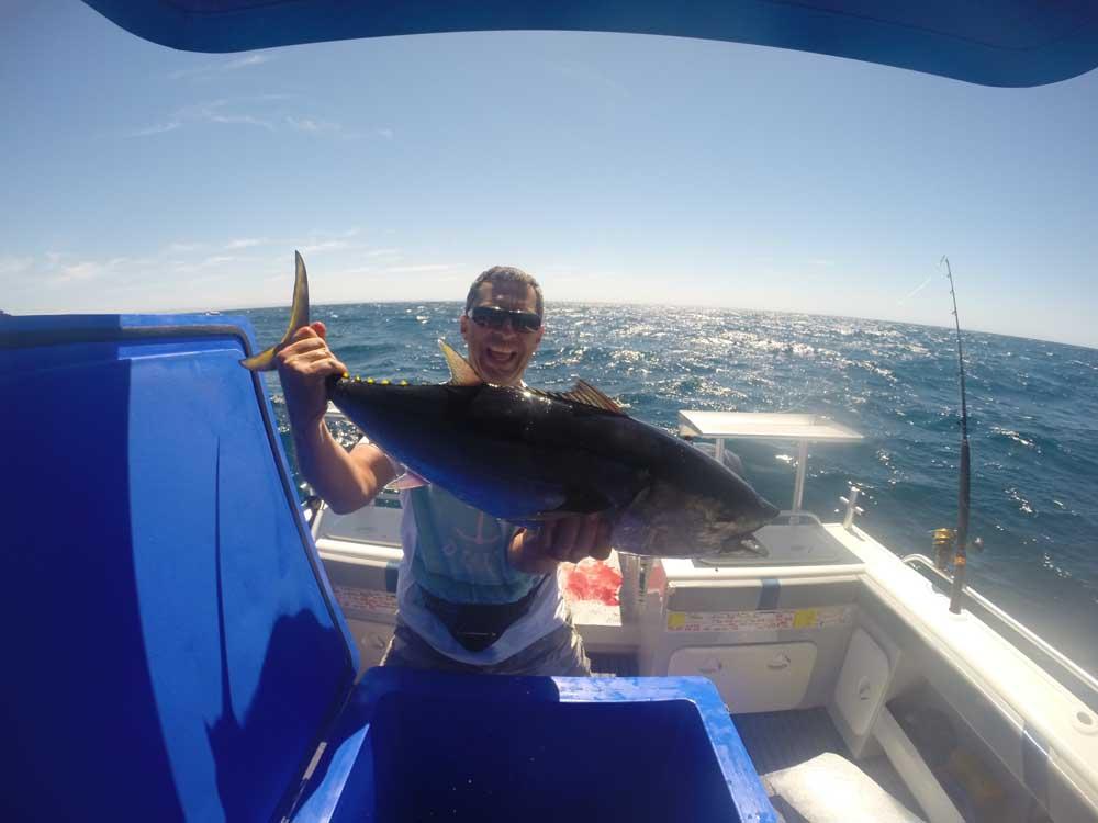 Go get em fishing charters adelaide fishing trips for Tuna fishing trips