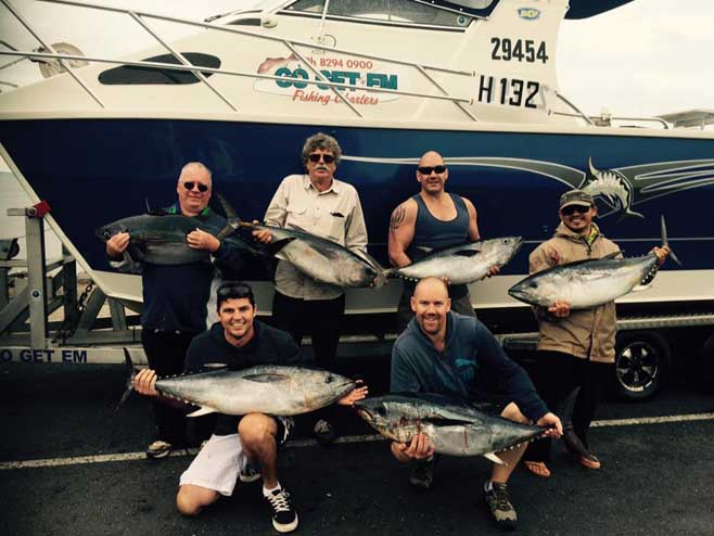 Adelaide Fishing Charters