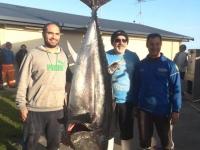 Barrel Tuna Fishing Trips SA