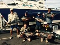 fishing trips SA
