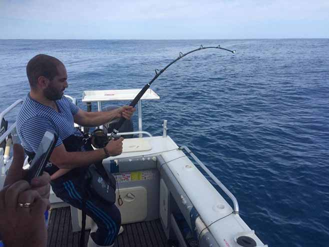 Barrel Tuna Fishing South Australia