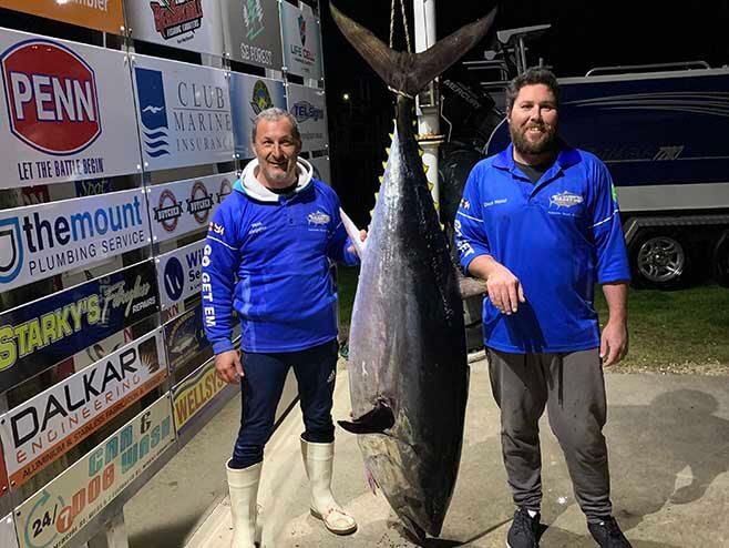Tuna Fishing SA